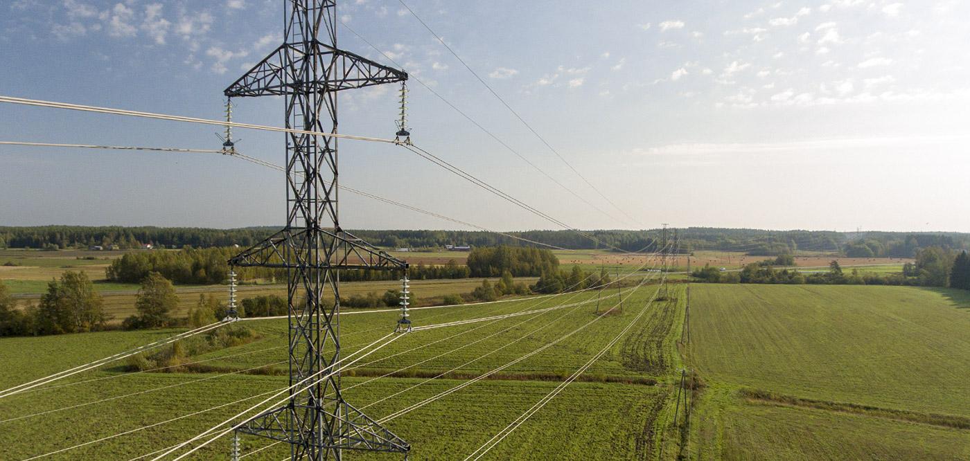 Kaakon Alueverkko - luotettavaa suurjännitesähköä
